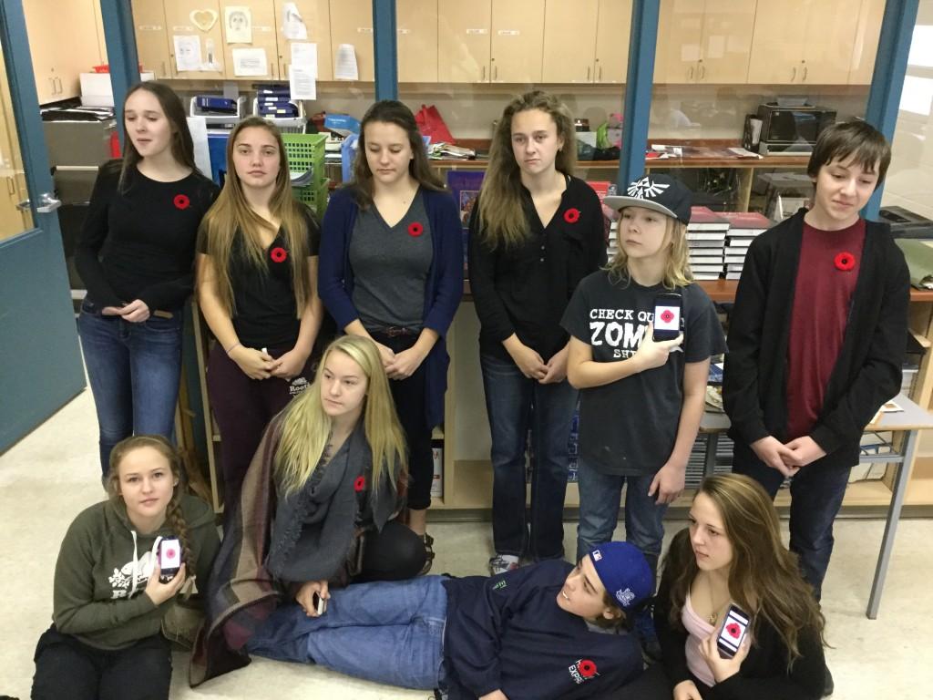 Owen Sound Toyota >> Students – Vimy Foundation
