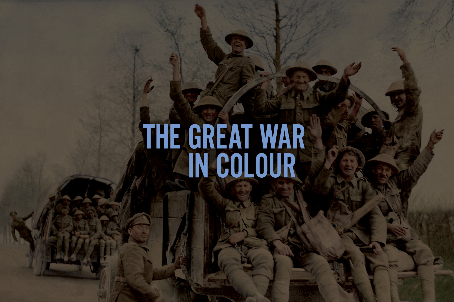 The Great War in Colour - Toronto, ON