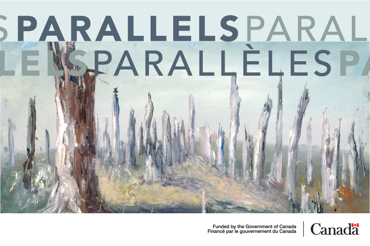 "15 March - 15 May 2018 - Ryerson University - Travelling Exhibit - ""Parallels: Women Representing the Great War in Canada and Newfoundland"""