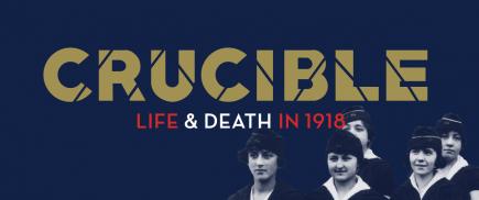 3 April 2018 - 10 March 2019 - Kansas City, MO, USA - Crucible Life & Death in 1918