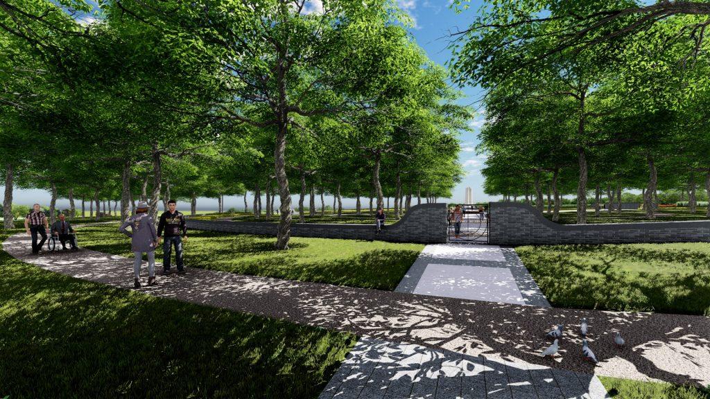 Parc du centenaire de la Fondation Vimy