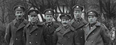 « Après la guerre : le retour au pays et la réintégration à la fin de la Grande Guerre »